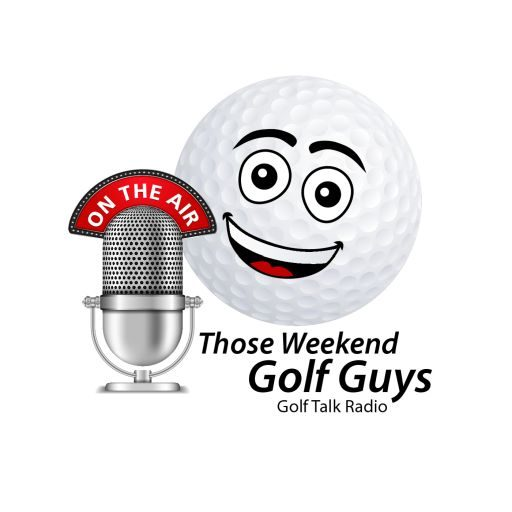 Those Weekend Golf Guys Golf Talk Show Logo